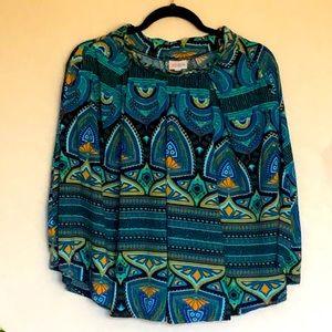 NWOT LuLaRoe Madison Skirt S